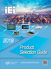 2018 Product Selection Guide Brouchure