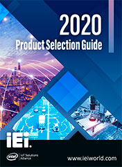 "Каталог IEI ""Product Selection Guide. 2020"""